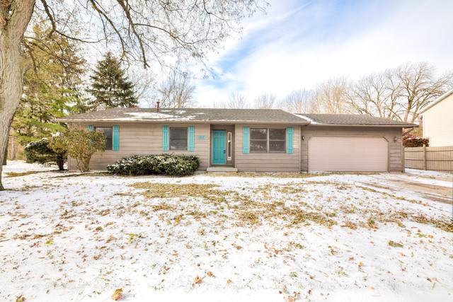 1207 N Linden Street, Normal, IL 61761 (MLS #10573605) :: The Perotti Group | Compass Real Estate
