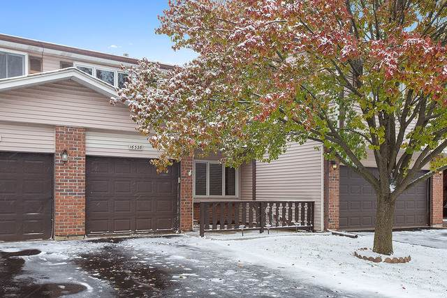 16328 Oxford Drive, Tinley Park, IL 60477 (MLS #10573634) :: Touchstone Group