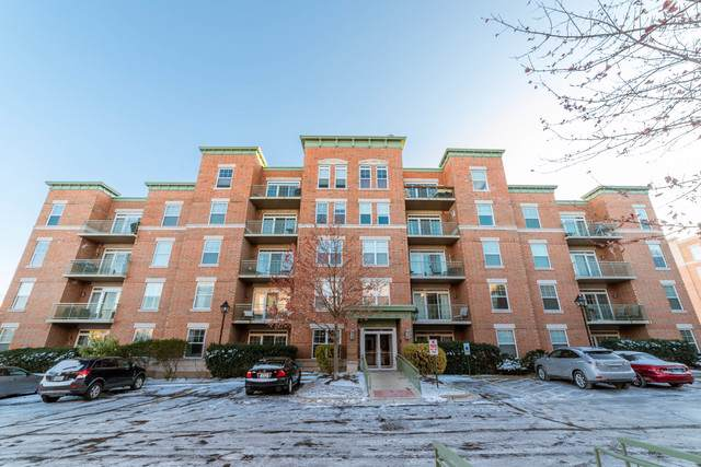 132 W Johnson Street #103, Palatine, IL 60067 (MLS #10573655) :: LIV Real Estate Partners