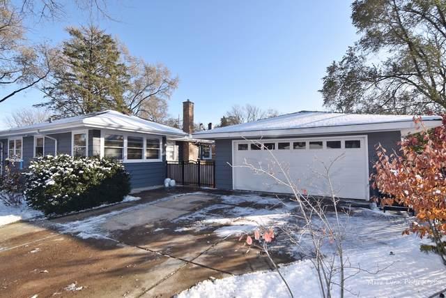402 S Blanchard Street, Wheaton, IL 60187 (MLS #10573686) :: Ryan Dallas Real Estate