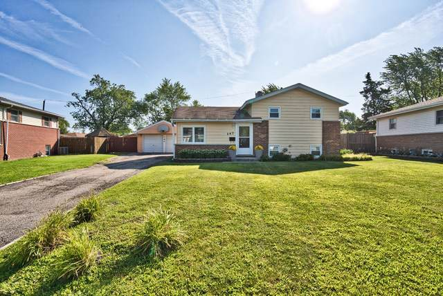 147 W Memory Lane, Addison, IL 60101 (MLS #10573704) :: John Lyons Real Estate