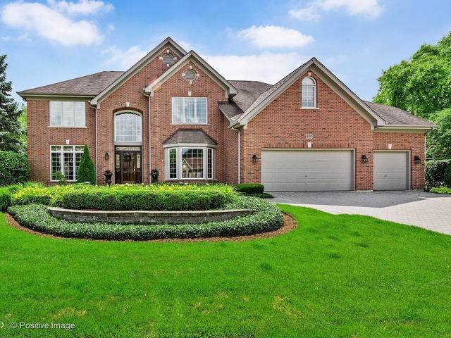 830 Deerpath Court, Wheaton, IL 60189 (MLS #10573707) :: The Perotti Group   Compass Real Estate