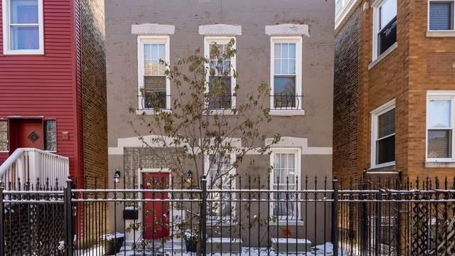 2229 W Huron Street, Chicago, IL 60612 (MLS #10573717) :: John Lyons Real Estate