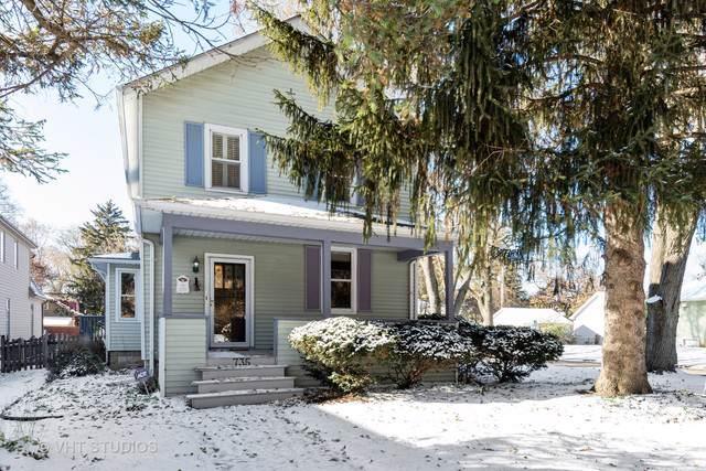 735 N Brainard Street, Naperville, IL 60563 (MLS #10573743) :: O'Neil Property Group