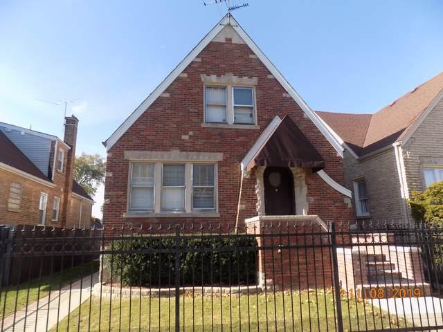 5254 S Sacramento Avenue, Chicago, IL 60632 (MLS #10573751) :: The Perotti Group | Compass Real Estate