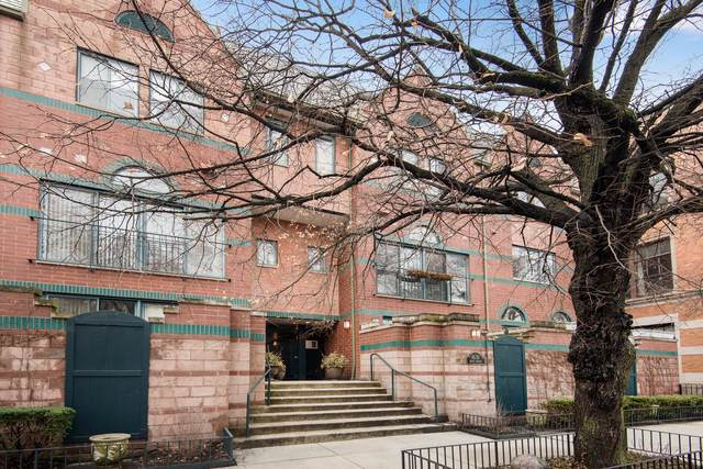 1632 N Hudson Avenue #1, Chicago, IL 60614 (MLS #10573757) :: The Perotti Group | Compass Real Estate