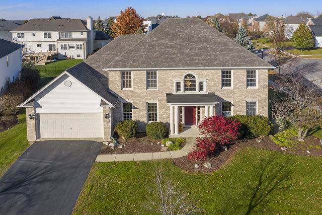 858 Chasewood Drive, South Elgin, IL 60177 (MLS #10573782) :: The Wexler Group at Keller Williams Preferred Realty