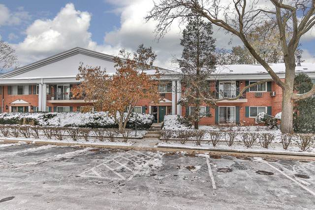 606 E Algonquin Road #103, Arlington Heights, IL 60005 (MLS #10573783) :: Berkshire Hathaway HomeServices Snyder Real Estate