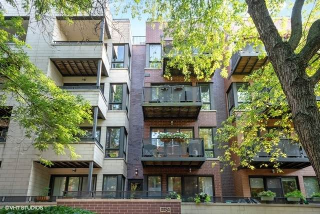 2251 W Wabansia Avenue #206, Chicago, IL 60647 (MLS #10573806) :: John Lyons Real Estate