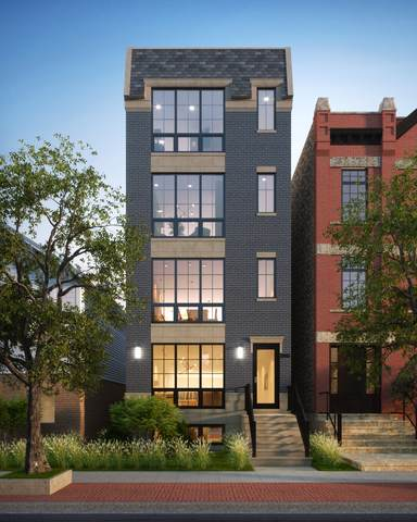 1911 N Mohawk Street #3, Chicago, IL 60614 (MLS #10573817) :: The Perotti Group | Compass Real Estate