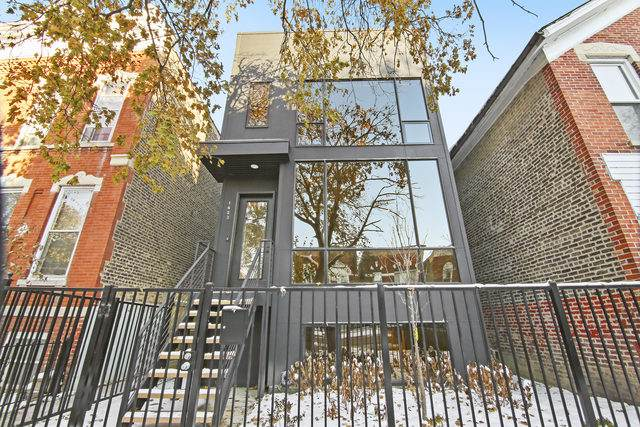 1423 N Campbell Avenue, Chicago, IL 60622 (MLS #10573818) :: The Perotti Group | Compass Real Estate