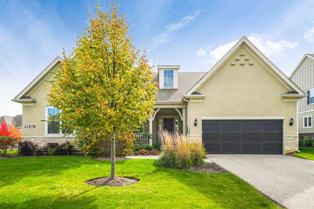23678 N Sanctuary Club Drive, Kildeer, IL 60047 (MLS #10573829) :: Helen Oliveri Real Estate