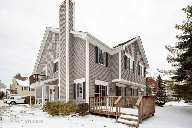 617 Silver Creek Road 6C, Woodstock, IL 60098 (MLS #10573833) :: Lewke Partners