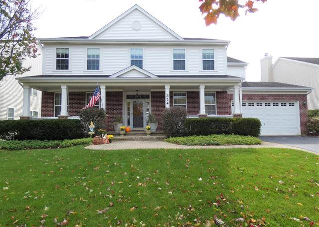 324 Foxford Drive, Cary, IL 60013 (MLS #10573864) :: O'Neil Property Group