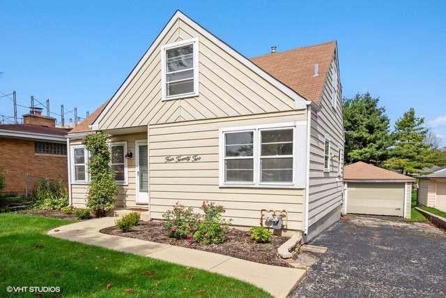 422 Prairie Avenue, Downers Grove, IL 60515 (MLS #10573874) :: The Dena Furlow Team - Keller Williams Realty
