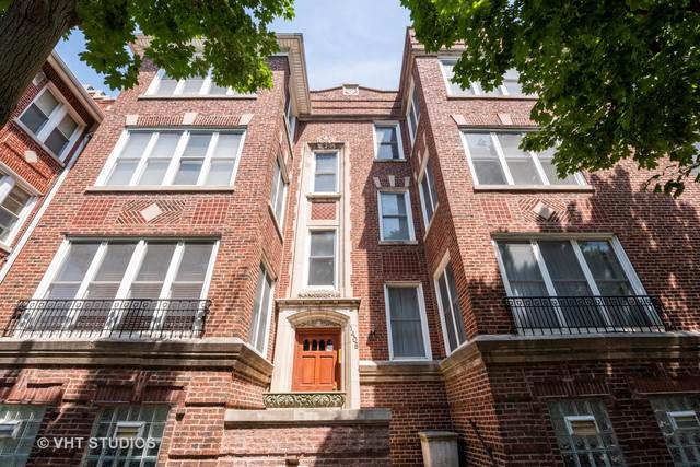1408 W Argyle Street 1E, Chicago, IL 60640 (MLS #10573895) :: John Lyons Real Estate