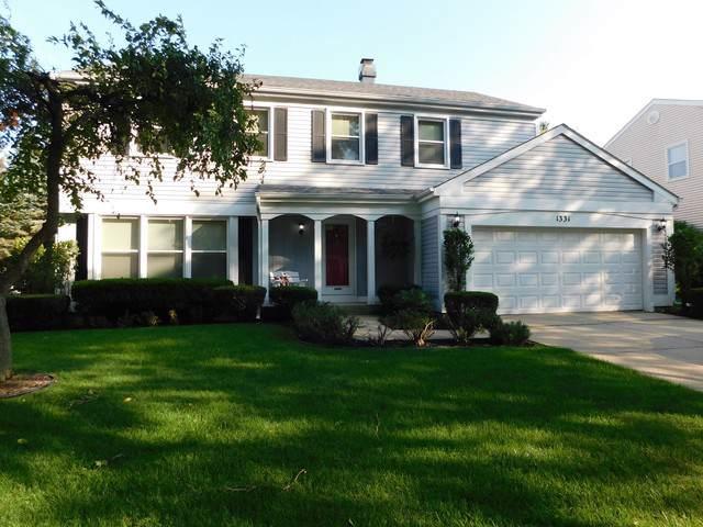 1331 Brandywyn Lane, Buffalo Grove, IL 60089 (MLS #10573902) :: Lewke Partners