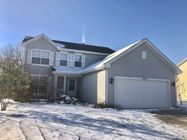 1476 S Abington Lane, Round Lake, IL 60073 (MLS #10573924) :: Property Consultants Realty
