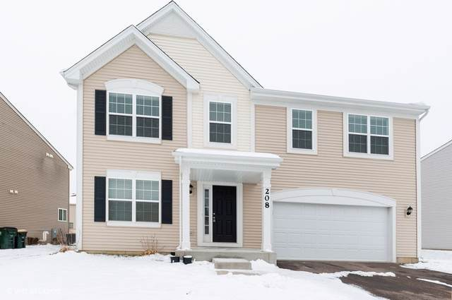 208 Minuet Circle, Volo, IL 60073 (MLS #10573944) :: Helen Oliveri Real Estate