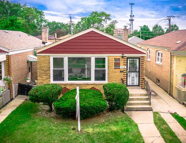 4718 S La Crosse Avenue, Chicago, IL 60638 (MLS #10573958) :: The Mattz Mega Group