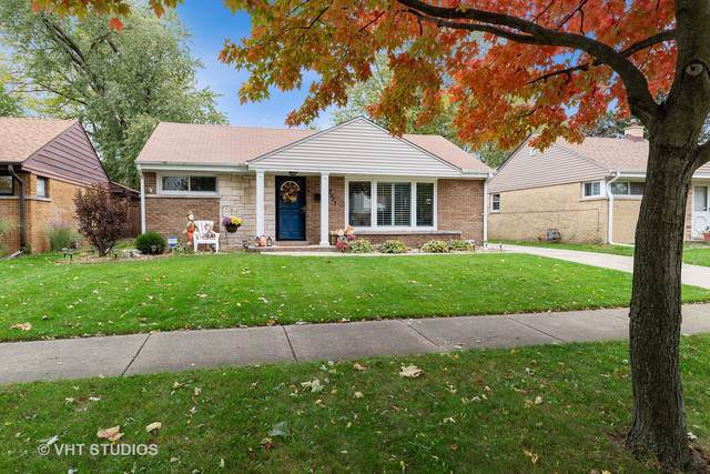 7917 N Odell Avenue, Niles, IL 60714 (MLS #10573980) :: The Perotti Group | Compass Real Estate