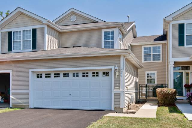 421 N Keswick Court, Round Lake, IL 60073 (MLS #10573998) :: Property Consultants Realty