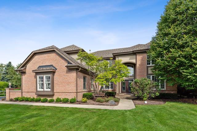 1005 Marble Court, Lake In The Hills, IL 60156 (MLS #10574017) :: The Perotti Group | Compass Real Estate
