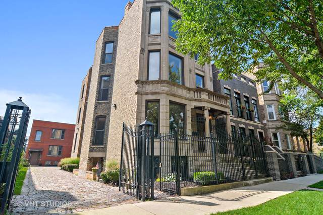 2845 W Division Street, Chicago, IL 60622 (MLS #10574018) :: The Perotti Group | Compass Real Estate