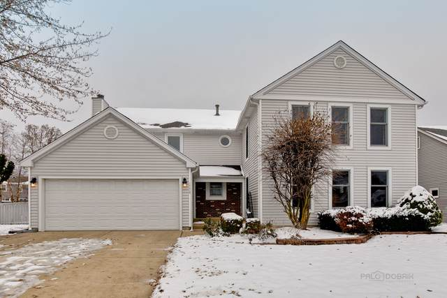 1770 W Cottonwood Trail, Hoffman Estates, IL 60192 (MLS #10574033) :: Touchstone Group