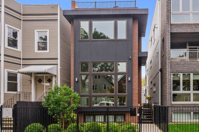 1750 N Whipple Street, Chicago, IL 60647 (MLS #10574116) :: The Perotti Group | Compass Real Estate