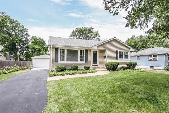 310 S Gables Boulevard, Wheaton, IL 60187 (MLS #10574188) :: Ryan Dallas Real Estate