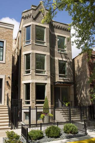 1732 N Wolcott Avenue, Chicago, IL 60622 (MLS #10574193) :: Property Consultants Realty