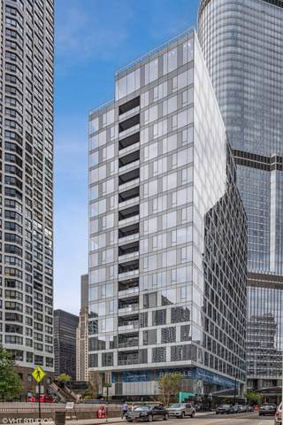 403 N Wabash Avenue 4C, Chicago, IL 60611 (MLS #10574216) :: The Perotti Group | Compass Real Estate