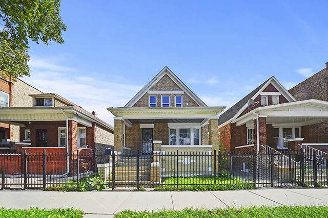 5815 S Maplewood Avenue, Chicago, IL 60629 (MLS #10574256) :: O'Neil Property Group