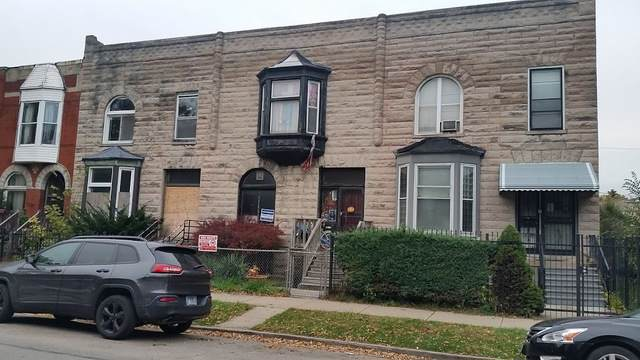 4726 S Evans Avenue, Chicago, IL 60615 (MLS #10574303) :: O'Neil Property Group