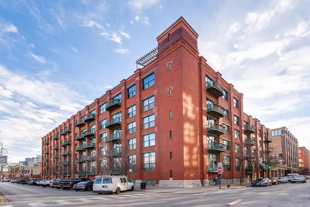 1000 W Washington Boulevard #134, Chicago, IL 60607 (MLS #10574352) :: The Perotti Group | Compass Real Estate