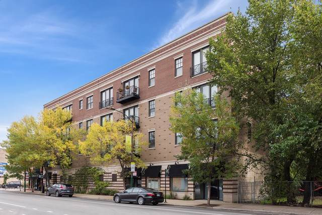 3443 N Lincoln Avenue 2D, Chicago, IL 60657 (MLS #10574360) :: Property Consultants Realty