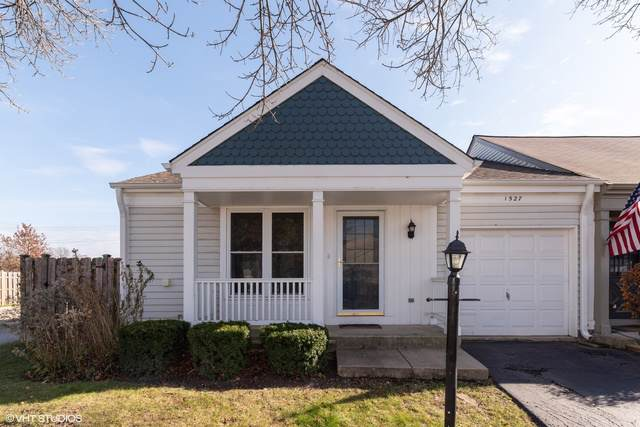 1527 N Gatewood Avenue, Palatine, IL 60067 (MLS #10574409) :: Century 21 Affiliated