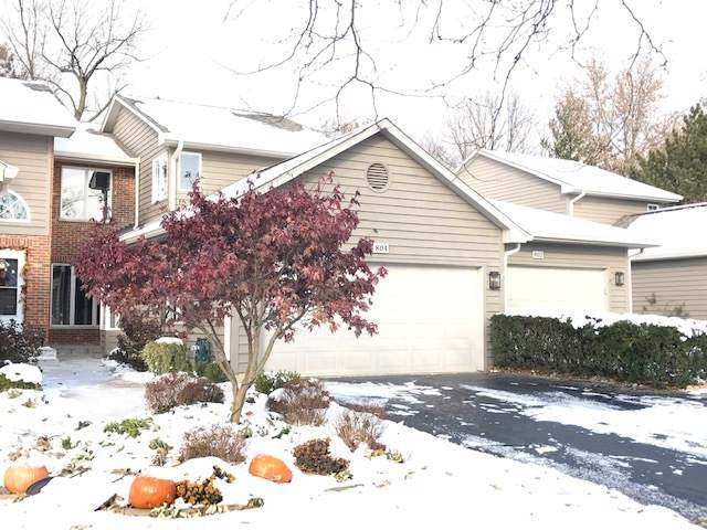 804 Saddlewood Drive, Glen Ellyn, IL 60137 (MLS #10574410) :: John Lyons Real Estate