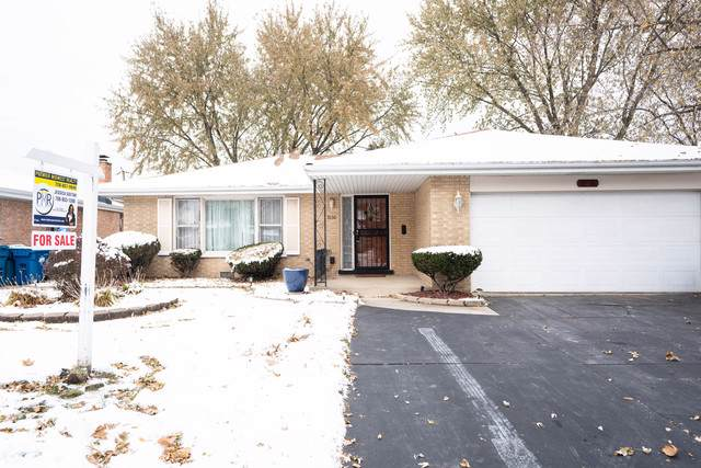 1030 E 170th Street, South Holland, IL 60473 (MLS #10574487) :: The Wexler Group at Keller Williams Preferred Realty