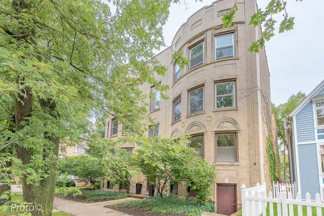 6737 N Greenview Avenue 1S, Chicago, IL 60626 (MLS #10574523) :: Baz Realty Network | Keller Williams Elite