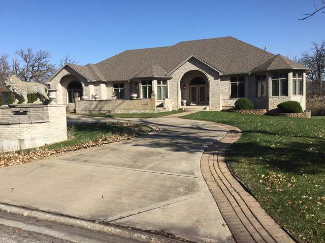 304 Royal Oak Drive, Steger, IL 60475 (MLS #10574539) :: The Wexler Group at Keller Williams Preferred Realty