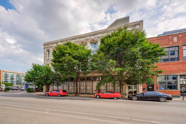 1019 W Jackson Boulevard 2B, Chicago, IL 60607 (MLS #10574577) :: The Perotti Group | Compass Real Estate