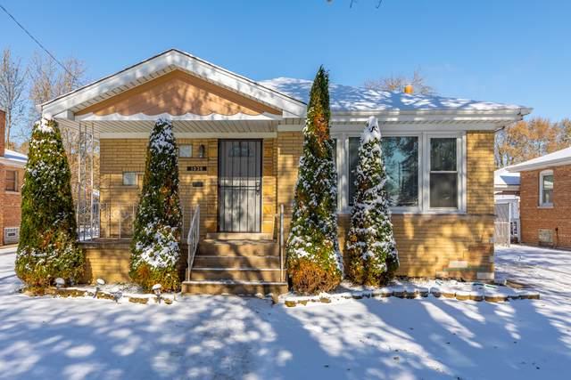 1036 E 156TH Place, Dolton, IL 60419 (MLS #10574594) :: Angela Walker Homes Real Estate Group