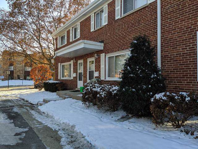 1232 N Boxwood Drive A, Mount Prospect, IL 60056 (MLS #10574642) :: Century 21 Affiliated