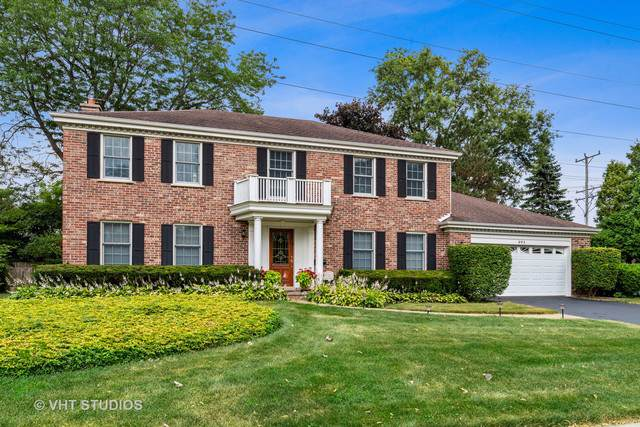 201 Mark Drive, Glenview, IL 60025 (MLS #10574648) :: Lewke Partners