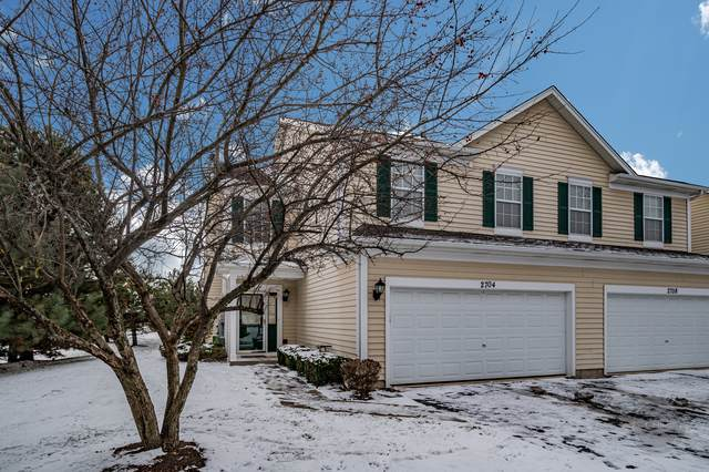 2704 Sheridan Court #2704, Naperville, IL 60563 (MLS #10574677) :: Helen Oliveri Real Estate