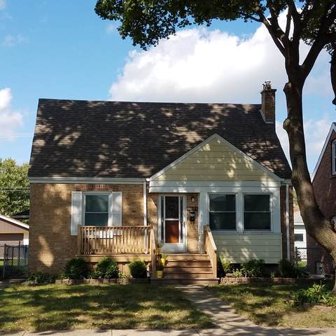 3544 W 115th Place, Chicago, IL 60655 (MLS #10574696) :: The Dena Furlow Team - Keller Williams Realty