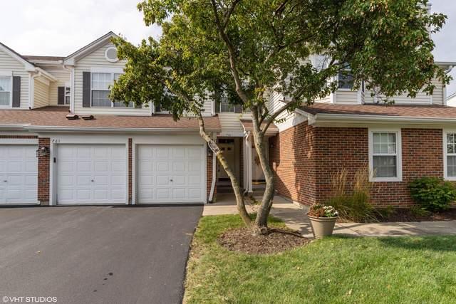 761 Grosse Pointe Circle #761, Vernon Hills, IL 60061 (MLS #10574731) :: Helen Oliveri Real Estate