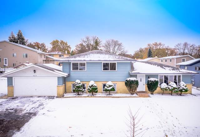 307 E Sunset Avenue, Lombard, IL 60148 (MLS #10574794) :: Lewke Partners